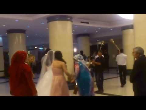 Wedding Ceremony in Tajikistan