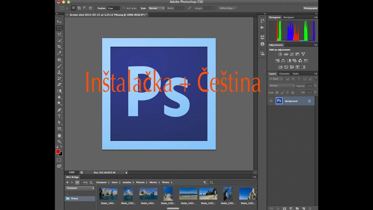 n vody in talovanie adobe photoshop cs6 e tina na macbook youtube rh youtube com Adobe Photoshop CS6 Drawing Adobe Photoshop CS6 Extended