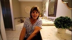 Barbara's complete Bathroom remodel in Moorpark CA, by Gopro remodeling Inc.