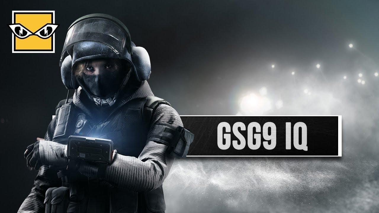 Der Operator IQ // Rainbow Six Siege [Einführungsfilm