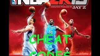 NBA 2K13 BASKETBALL CHEATS - PS3 XBOX 360 CHEAT CODES - videohavoc