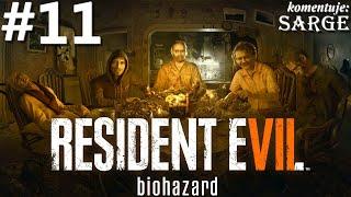 Zagrajmy w Resident Evil 7 PL odc. 11 - Historia Clancy'ego