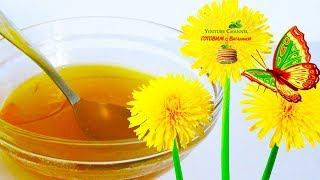 Варенье из одуванчиков. Рецепт одуванчикового мёда самый вкусный. Народная медицина
