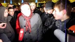 Кавказские националисты проиграли ОМОНу