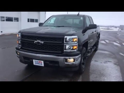 2015 Chevrolet Silverado Rally 2 Edition At Don Johnson