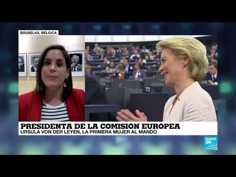 Informe desde Bruselas: Von der Leyen buscará que la UE entre en el camino de la igualdad