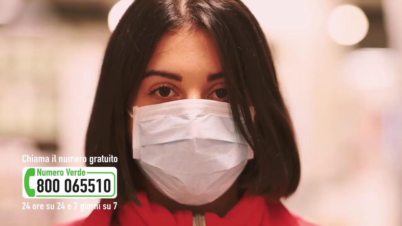 Mediafriends e Croce Rossa: uno spot per il numero verde CRI per le Persone 800 - 06 55 10