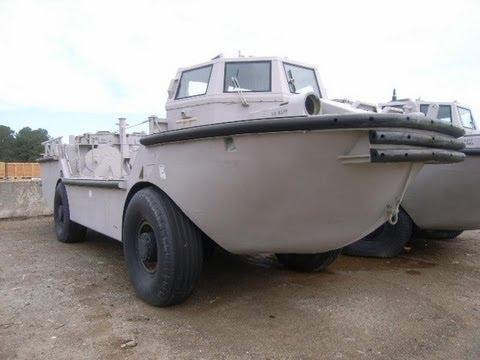 1994 Lighter Amphibious Resupply Craft Cargo Larc On