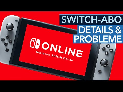 Kleingedrucktes Bei Nintendo Switch Online - Diese Details Solltet Ihr Kennen