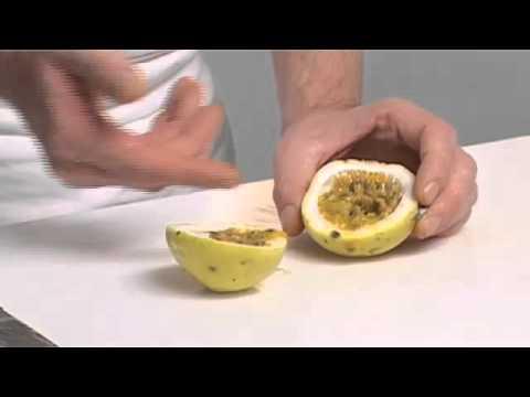 Küchenpraxis Maracuja Und Ihre Verwendungsmöglichkeiten Youtube