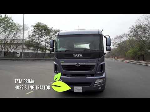 TATA Motors - Tata LNG | Auto Expo 2014