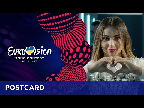 Postcard of Lindita from Albania - Eurovision Song Contest 2017