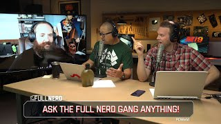 1080 Ti deals? FreeSync on Intel? Best 4790k upgrade? All Q&As answered!  | The Full Nerd ep. 112