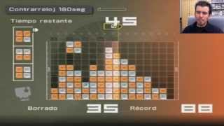 LUMINES PLUS (PS2)    Generación 128 bits #7    Gameplay en Español HD