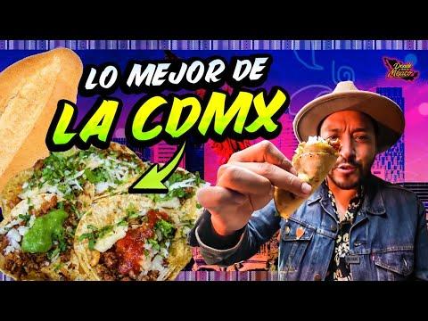 LO más RICO de TACOS SUADERO, PASTOR Y TORTA DE CHILAQUILES | CDMX Día 29 #DondeIniciaMexicoLRG