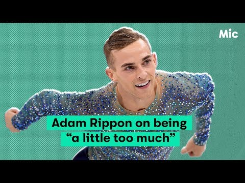 Adam Rippon: The 'Dancing with the Stars' winner explains why he didn't have a male partner
