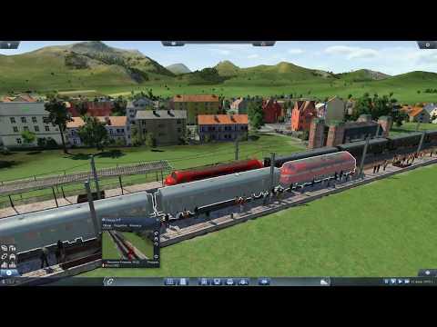 Transport Fever #14 - Скоростные поезда