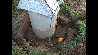 видео Дренаж и водоснабжение