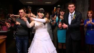Паша и Катя - свадьба в Полоцке 22 февраля 2014 год