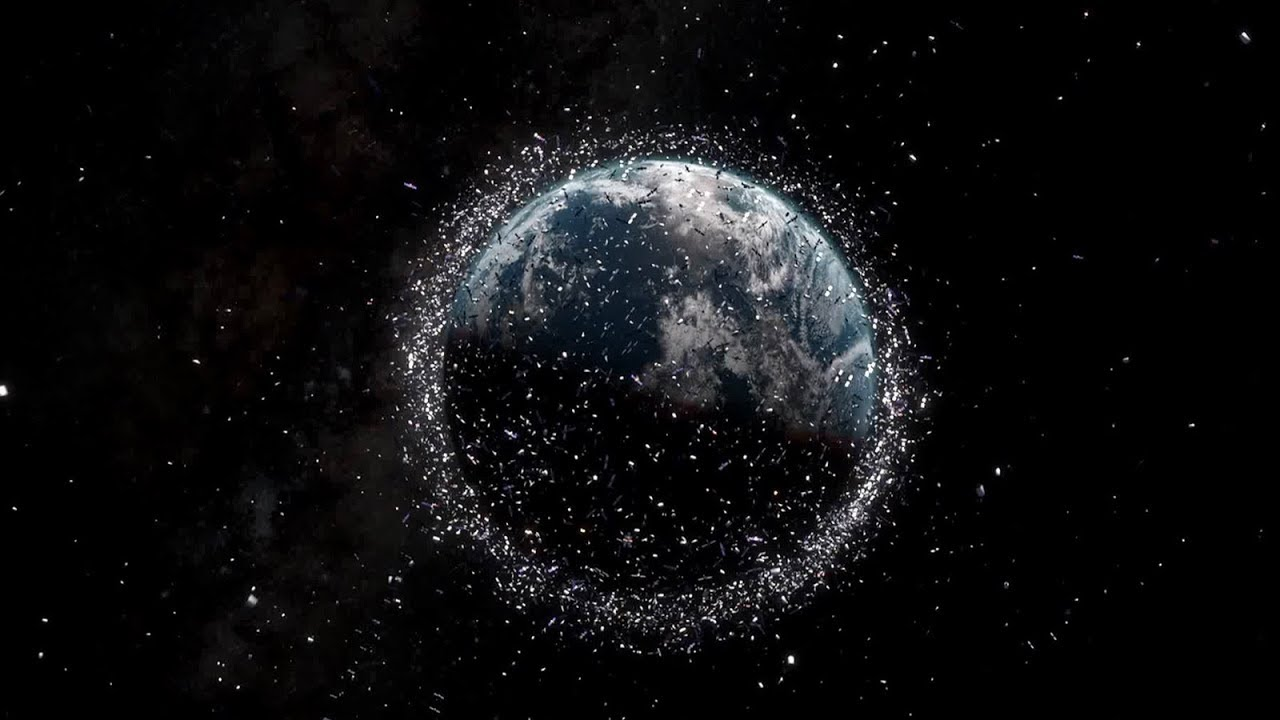 What can be done about space debris? - YouTube