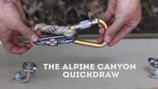 Alpine Canyon Quickdraw