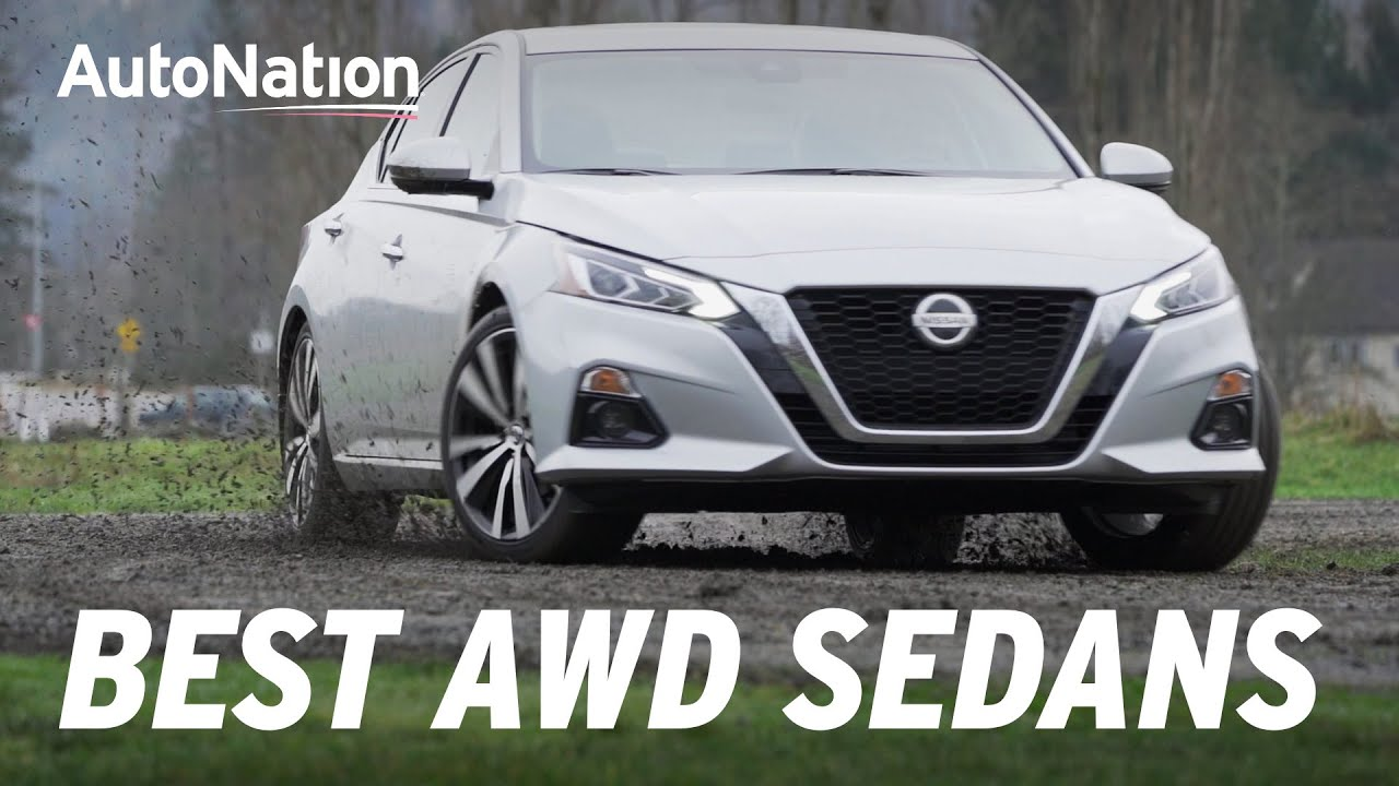 Best Awd Sedans >> Best Awd Sedans You Can Buy Today Autonationdrive