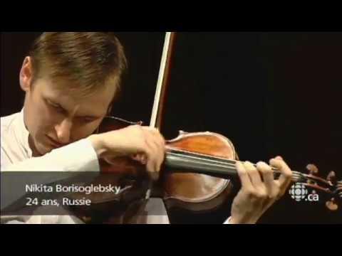 Cesar Franck, Violin Sonata - Nikita Boriso-Glebsky, Dana Protopopescu