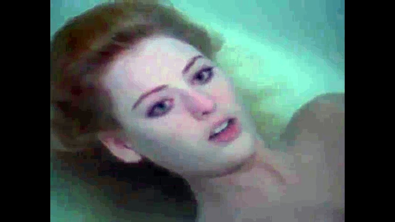 Girl underwater bathtub breath holding drowning speaking