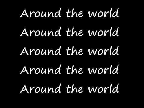 Daft Punk-Around The World Lyrics