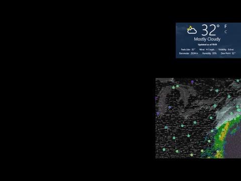 Winter Weather Webcam - Northeast US