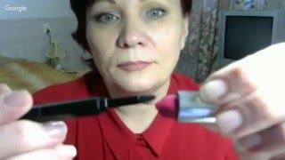 создание видео макияж губ