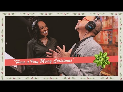 """Have A Very Merry Christmas"" (Lyric Video) - Ralph Johnson feat.  Siedah Garrett"
