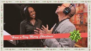 """Have A Very Merry Christmas"" (Lyric Video) - Ralph Johnson feat.  Siedah Garrett"