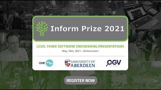 Inform Prize 2021 Intro