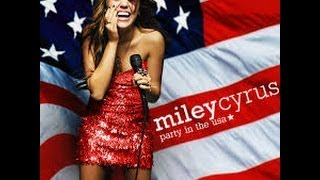 (Lyrics)Party in the USA - Miley Cyrus
