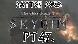 Skyrim Roleplay: Pt47. Slashing Throats In Glenmoril Coven & Bilegulch Mine (Skyrim Special RP)