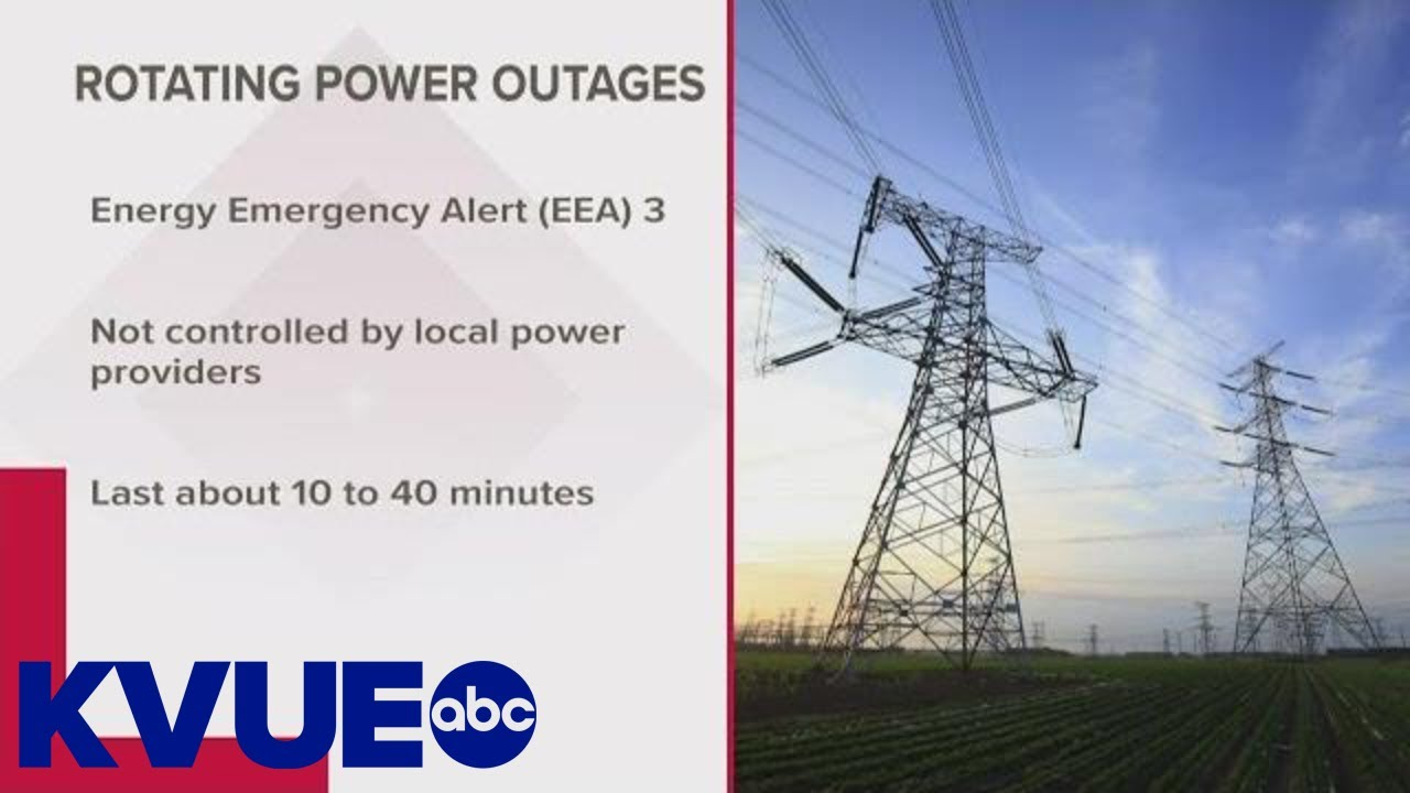 Track power outages: Electric Reliability Council of Texas declares ...