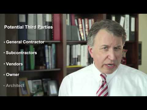 Construction Site Safety and Third Party Claims