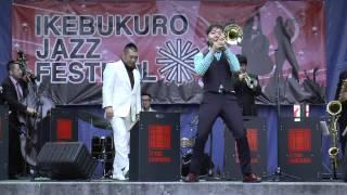 説明 2014/5/17 池袋ジャズフェスティバル.