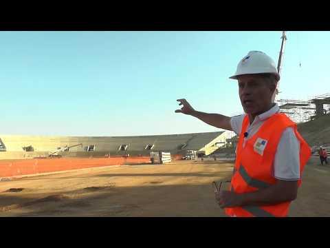 Projet de construction du Stade omnisports de Garoua et d'un hôtel 4 étoiles