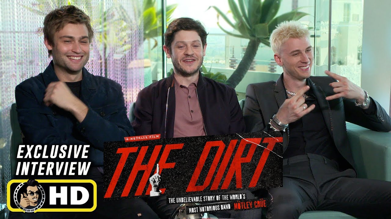 Machine Gun Kelly Reveals Who He Intended to Play in