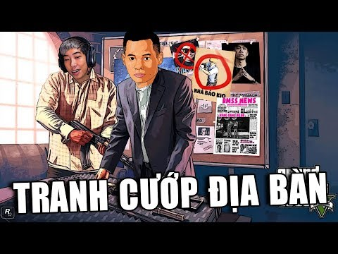 (GTA V Roleplay) Băng cướp OMO #3: Tranh cướp địa bàn.