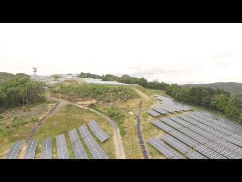 京都伏見桃山 太陽光発電所4/ Kyoto Mega Solar 4