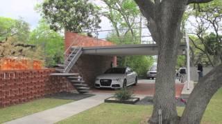 Mid-Century Modern Home Tour Austin TX