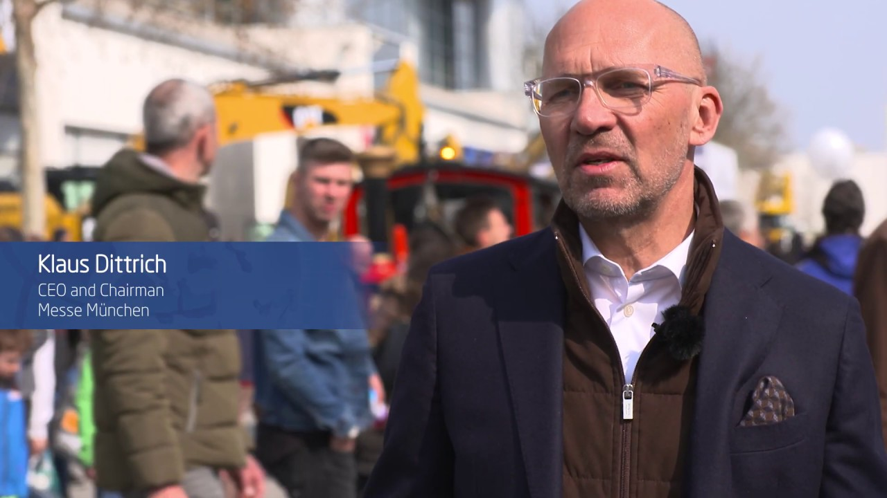 bauma 2019 | Record bauma attracts more than 620,000 visitors