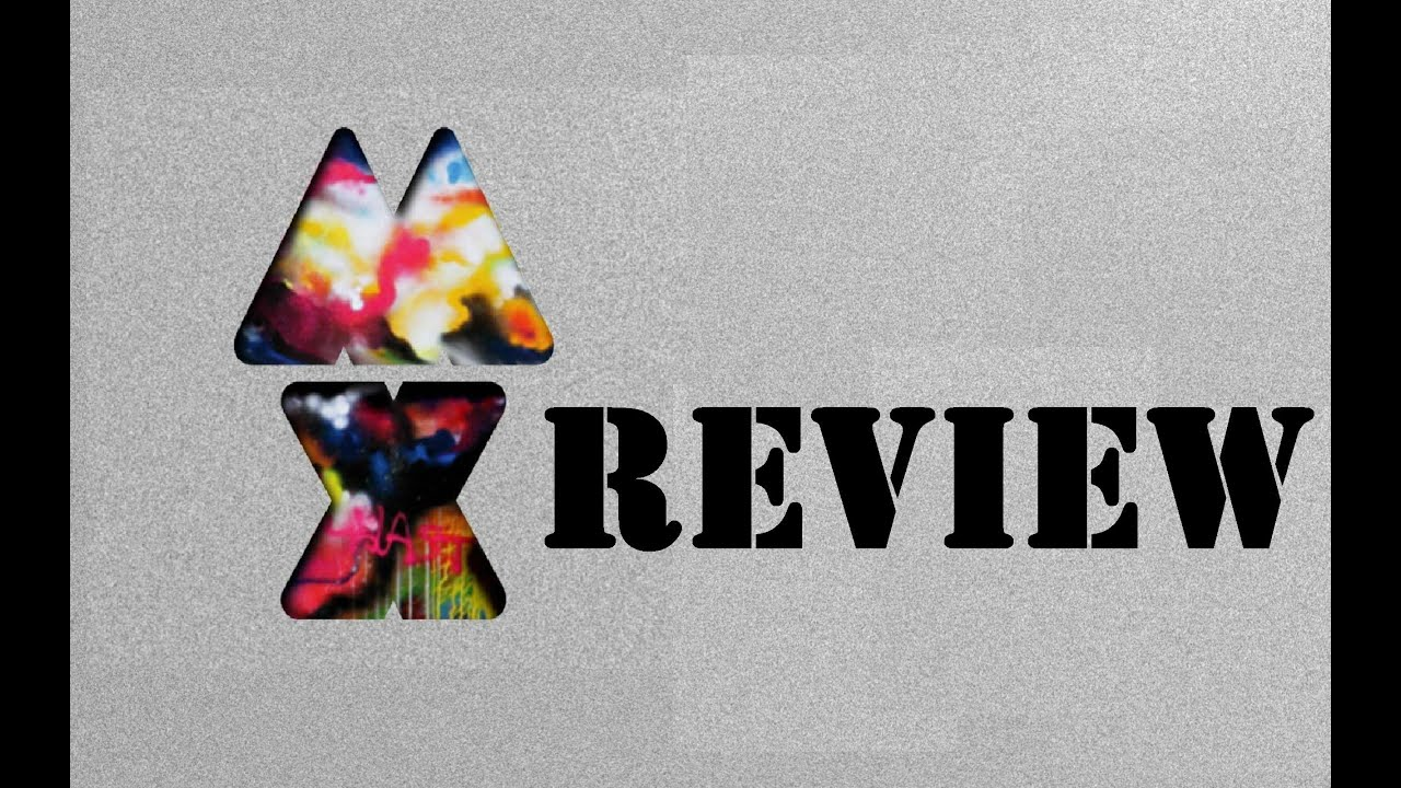 Download Album Review 7: Mylo Xyloto by Coldplay