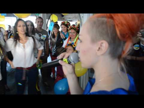 Ukrainian independence day 2014 Netherlands 2