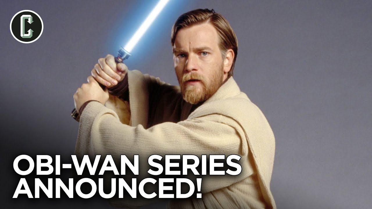 An Obi-Wan Kenobi Star Wars TV series for Disney Plus will start shooting in 2020