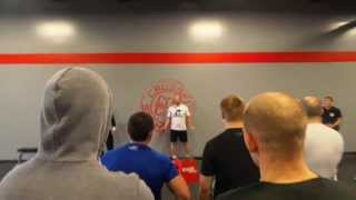 Dmitry Klokov - CrossFit Stamford (Connecticut)