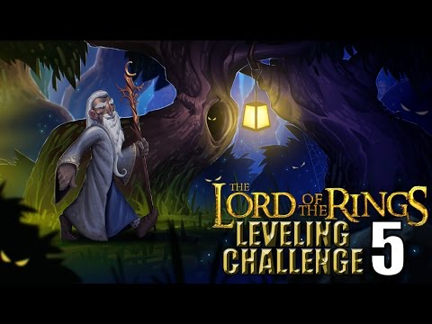 The Lord of the Rings WoW Leveling Challenge: Episode 5 - FAVORITE EPISODE SO FAR